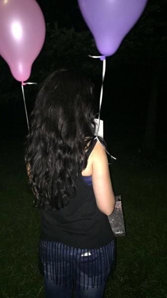 Sanotint Dagmara 1 długie czarne włosy e1491864159572 - PANI DAGMARA TUŻ PO KOLORYZACJI WŁOSÓW